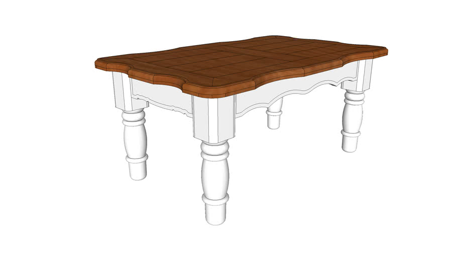Coffee Table (Outer Banks)