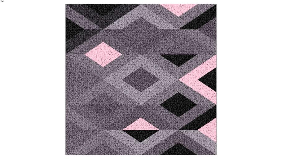 La Démesure de Vanessa coloris 9 50x50cm