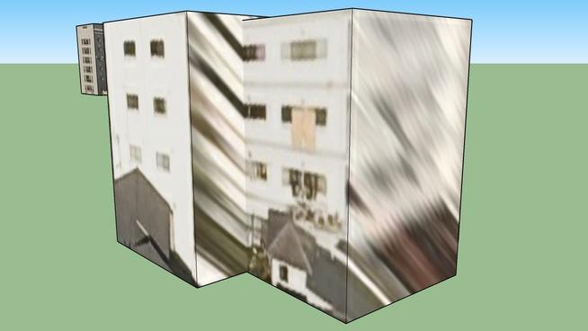 此建築物位於 日本, 廣島縣廣島