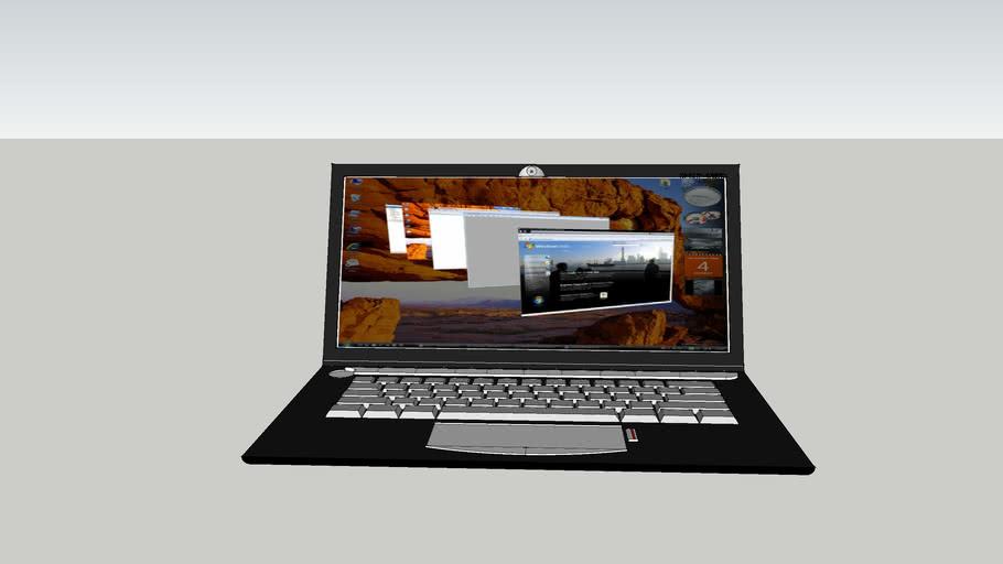 Knight Programmimg laptop