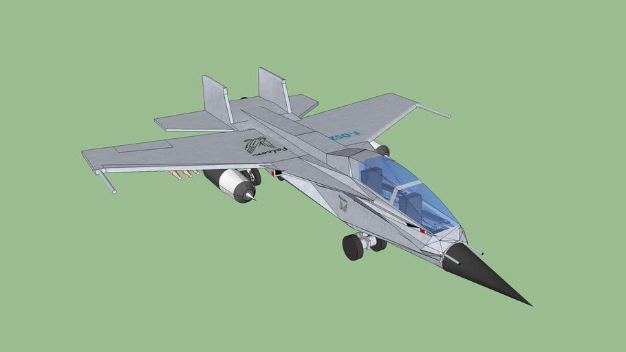 Falcon Starfighter 2.25