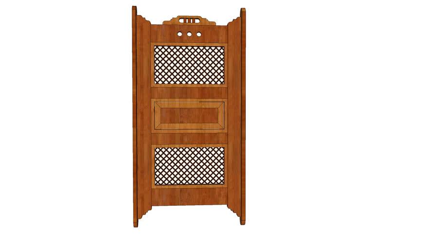DOOR-ÇARPMA KAPI-80X154