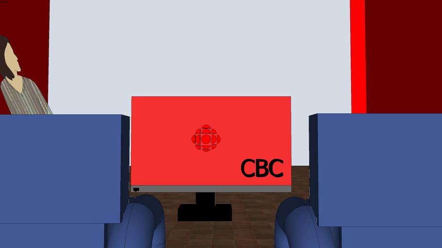 House Living Room TV