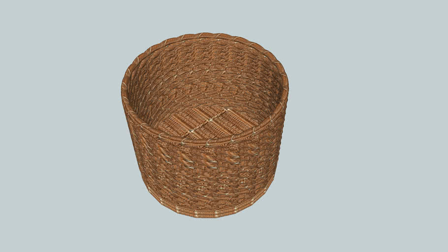 Basket Weaved Sticks