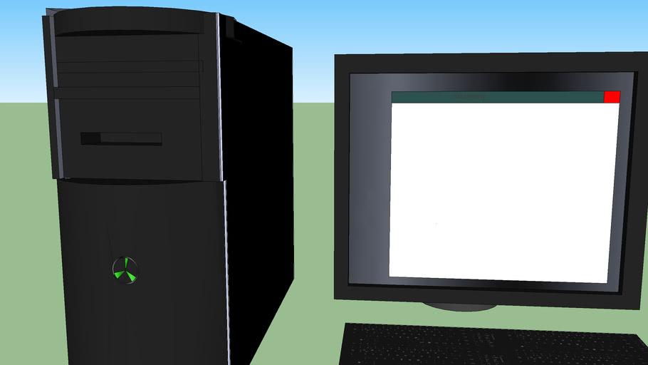 3d desktop computer