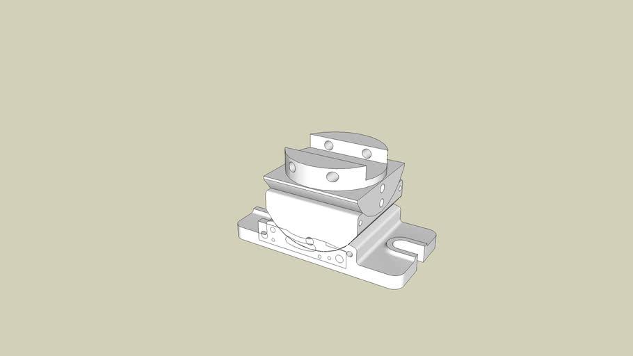 herramienta angular de ejes