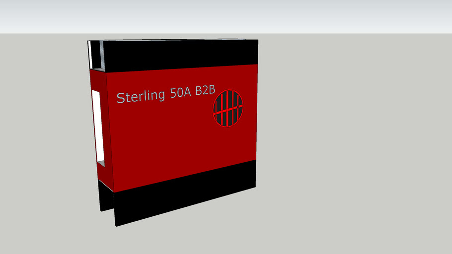 Sterling 50A B2B #DIYCamper