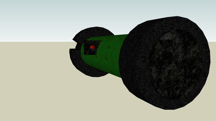 sraw predator rocket launcher
