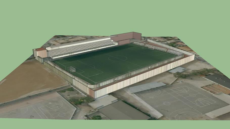 campo de futbol san gregorio