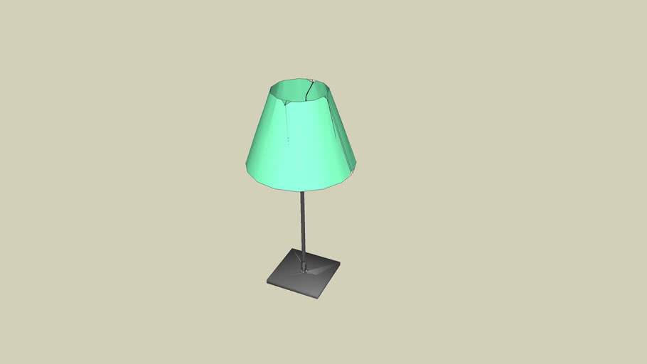 costanza lamp lucaplan