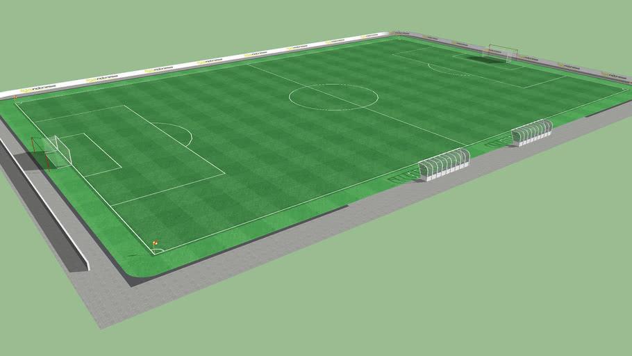 Soccer field ver.2