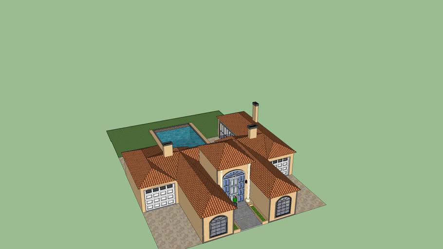 Casa tejados