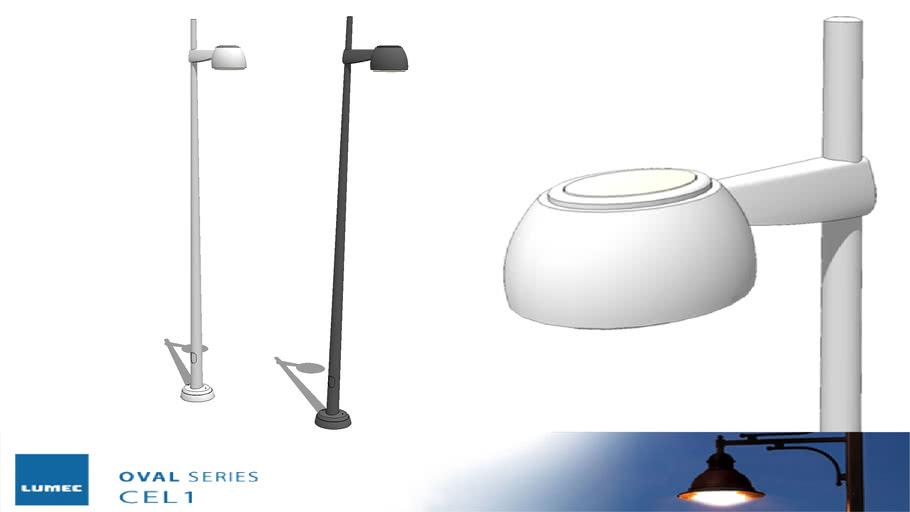 Lumec - Oval Series - CEL1