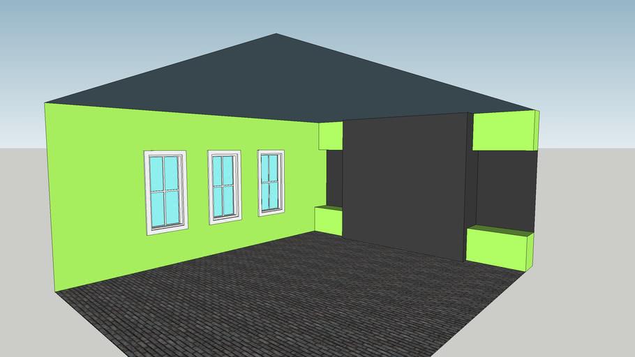 simple house part 3