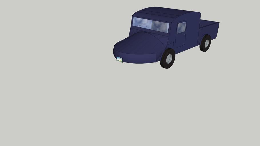 Architectural Presentations 1- Truck