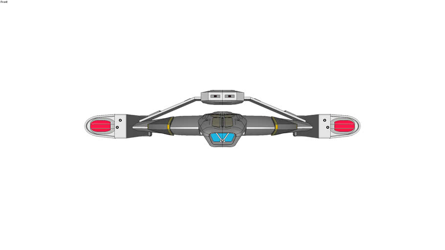 Stingray Class Starship
