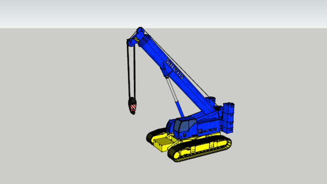 Crawler and Mobile cranes