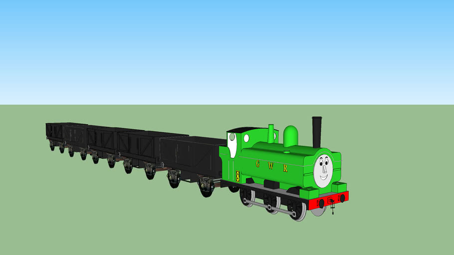 Duck and the Troublesome Trucks
