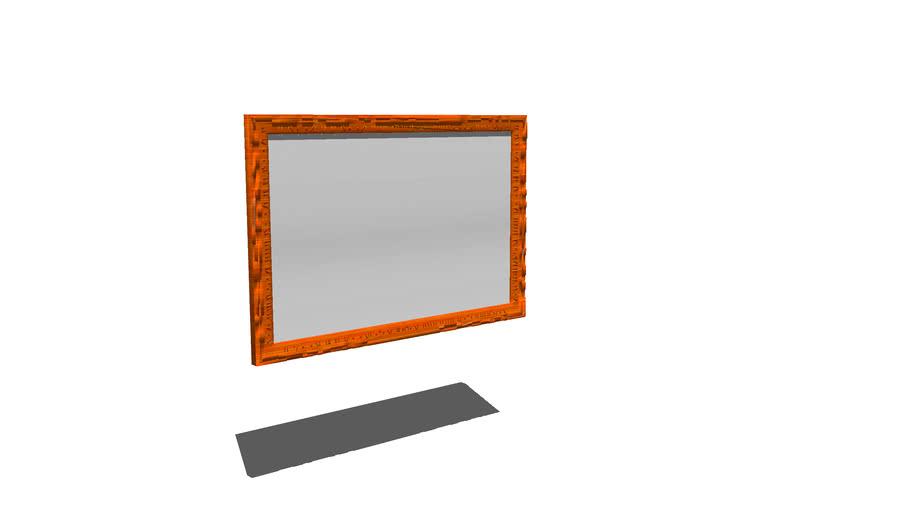 IP91090 Spiegel/mirror 90x80x3,5