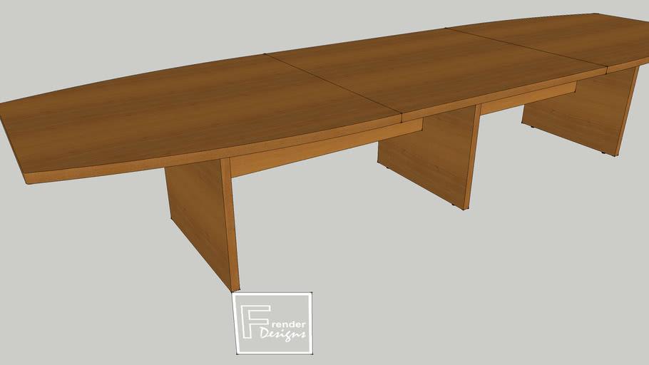 MEETING TABLE_4020x1180x735mm