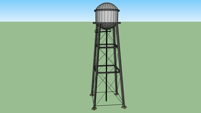 Water tower, 0 Early Street