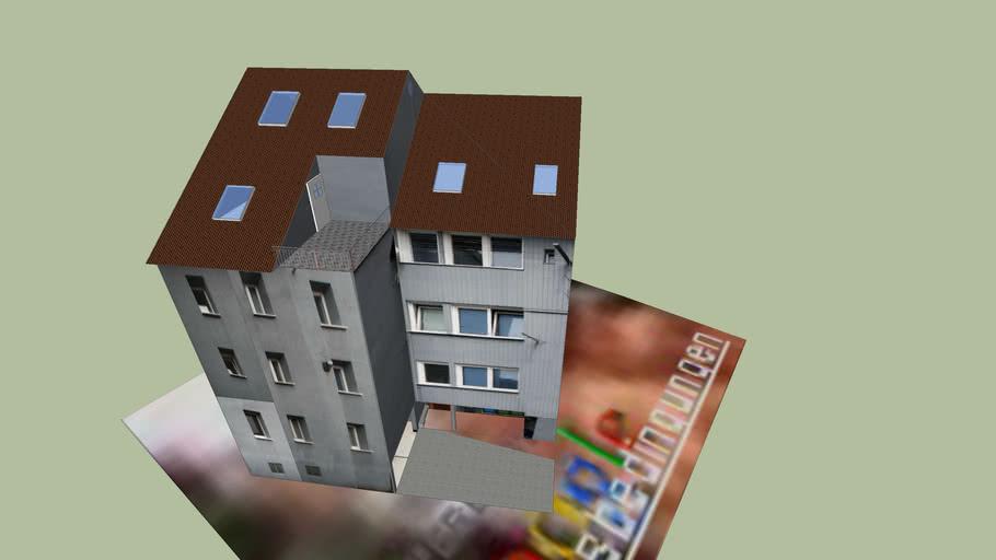 House in Waldkirch, Ringstraße