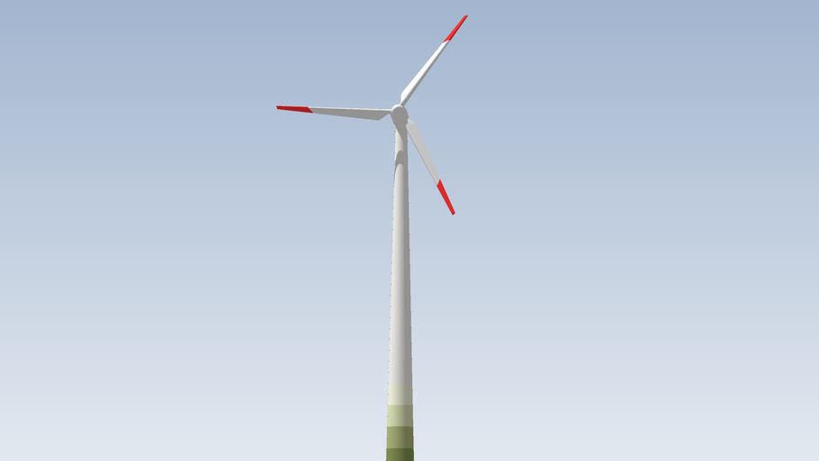 Windkraftanlage Unterriffingen