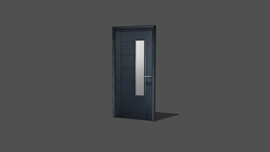 external door 2100x1000