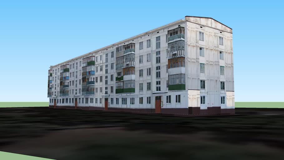 3-й Михалковский переулок, 6