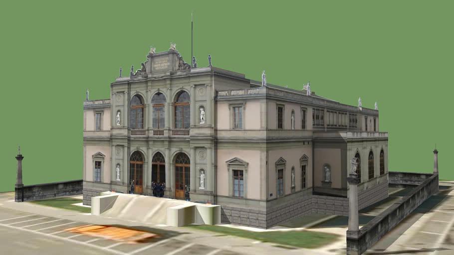 Conservatoire de musique, Genève