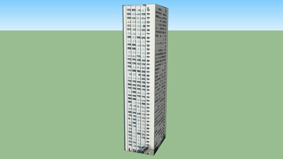 Building in Boston, MA, USATowers