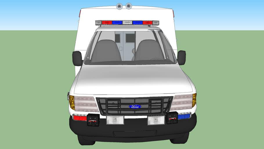 ambulance type lll braun model 2006