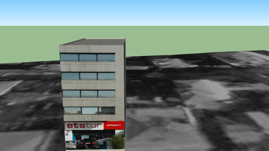 Bağdat Caddesi 2531 ada bina 07
