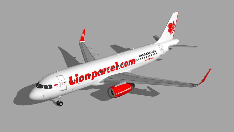 Lion Air Airbus A320-200 19
