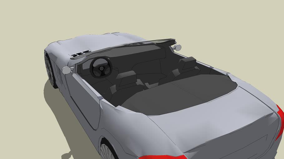 LIEBLER Wheel, ZXT McLaren