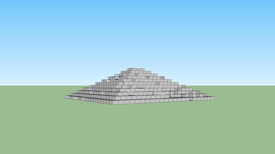 pyramide de kéoups