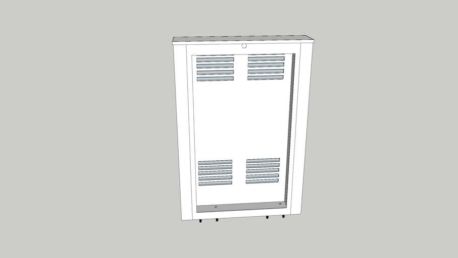 Case - Pantalla LED (Osmotiquin)