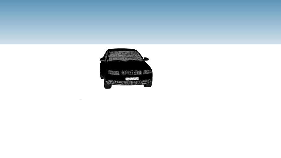 Audi A4 Preto