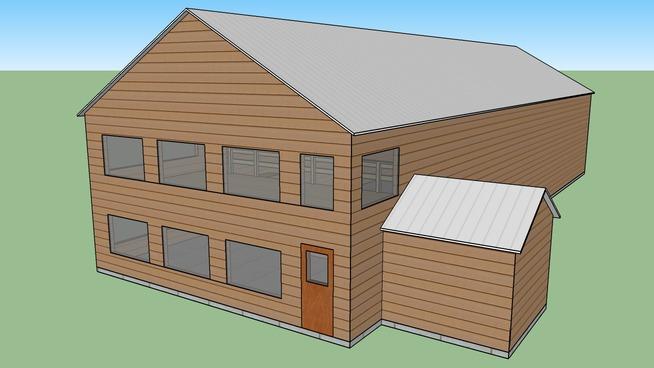 Conceptual Barn