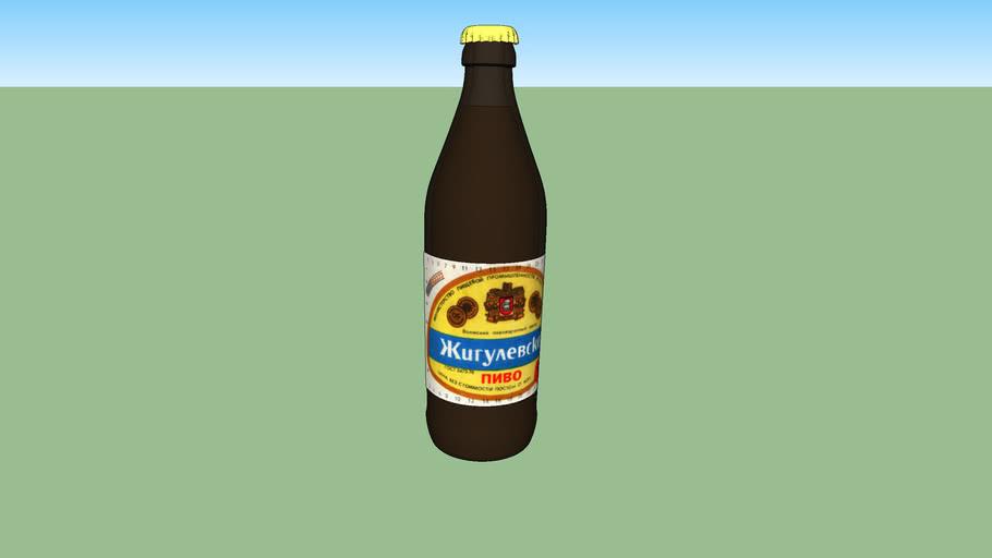Жигулёвское пиво 0,5 л.