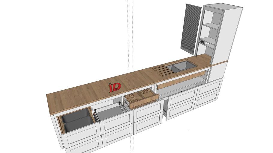 kitchen cabinet4 by IDunic