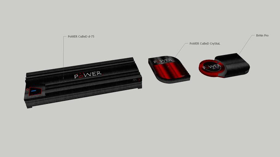 PowerCubed Amplifier