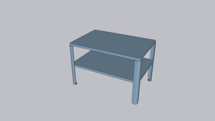 Struktur M_Coffee table_Serenity Blue