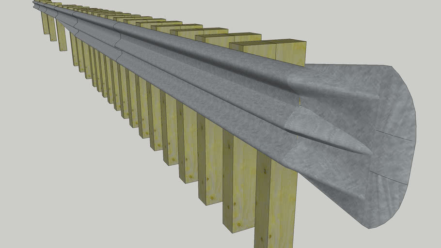 Guardrail_Thrie Beam