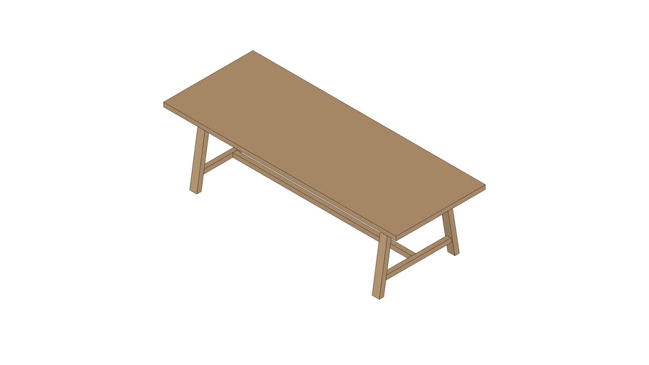 Norbert dining table 300