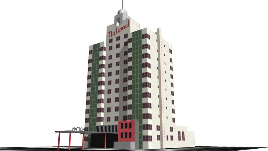 The National Hotel (Original design)