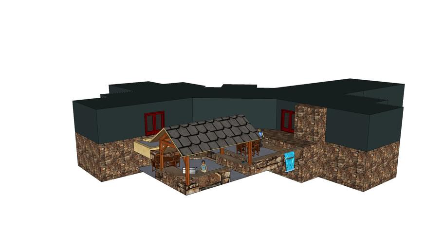 Outdoor Kitchen/Patio