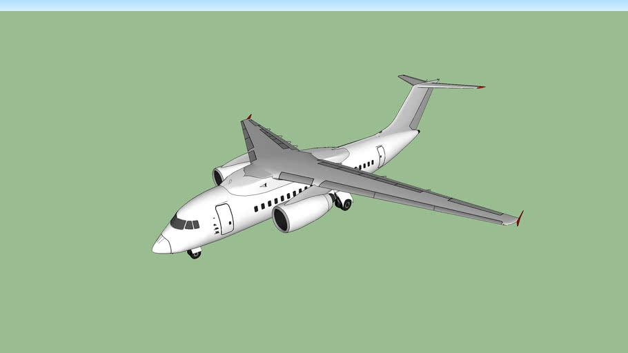 Antonov An-148 Template