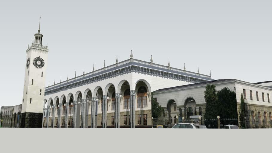 Railway station Sochi