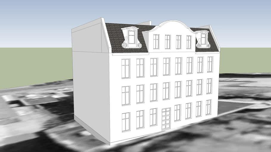 TENEMENT HOUSE ON 19 GRUDZIADZKA STREET IN BYDGOSZCZ